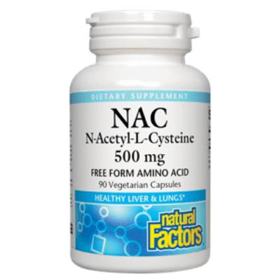 NAC For Healthy Lungs