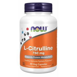 L-Citrulline 750mg 90vc