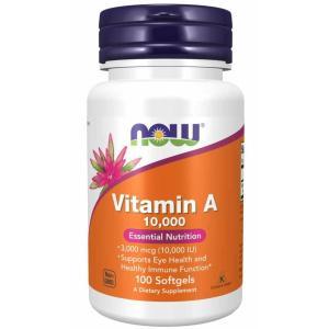 Vitamin A 10000IU 100sg