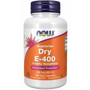 Dry Vitamin E-400 100vc