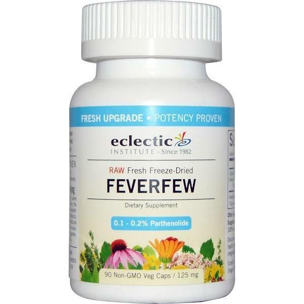 Feverfew 125MG 50VC