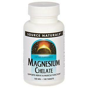 Magnesium Chelate 100 Mg