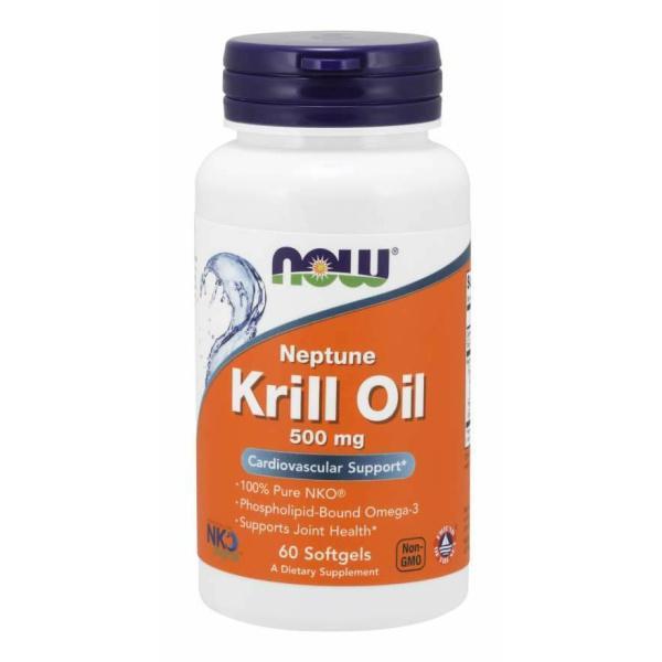 Neptune Krill Oil 500mg 60sg