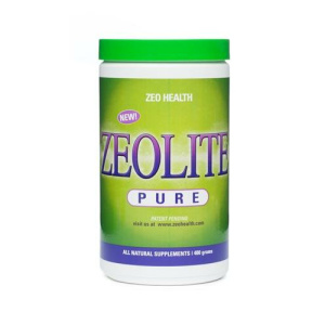 Zeolite Pure 400 Grams Bottle