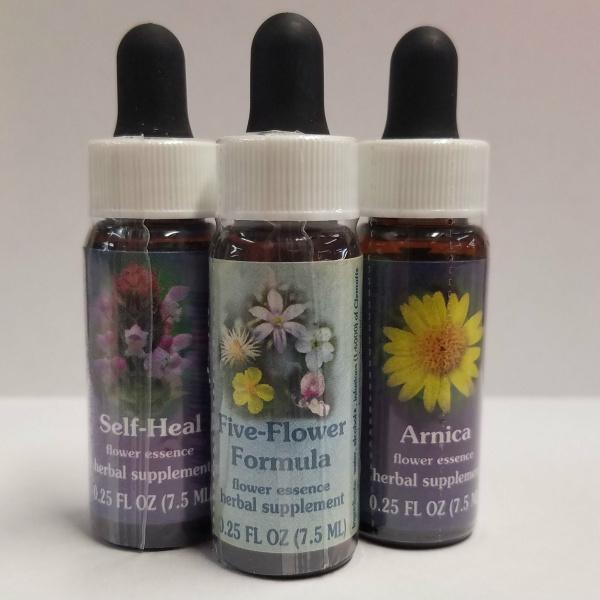 Fuchsia Flower Essence