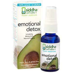 Flower Essences Emotional Detox