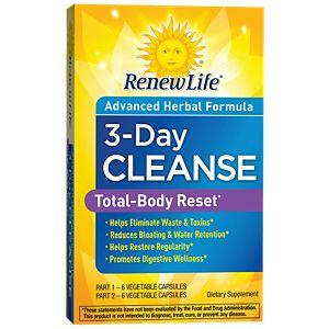 Renew Life 3 Day Cleanse