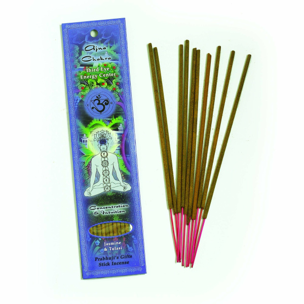 Incense Third Eye Chakra 10ct