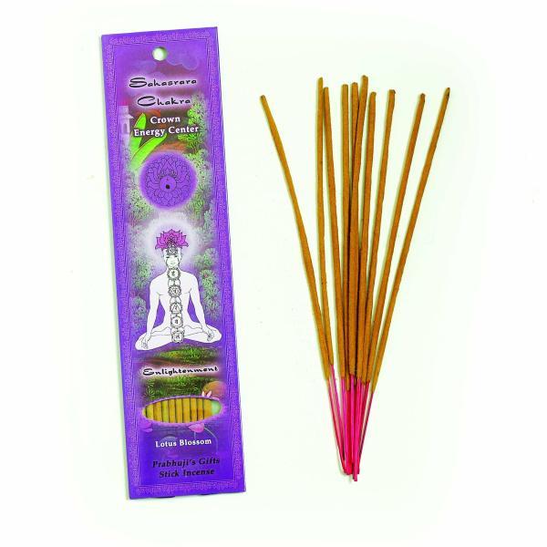 Incense Crown Chakra 10ct