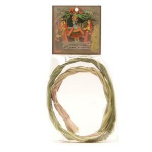 Sweet Grass Braid Smudging Herb