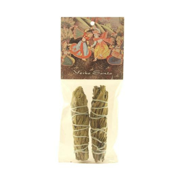 Yerba Santa Smudging Sticks 2 Mini Bundles