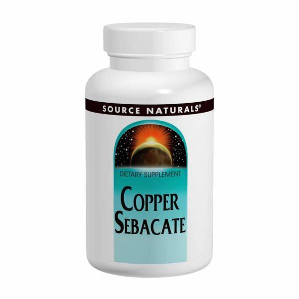 Copper Sebacate 22 Mg 12