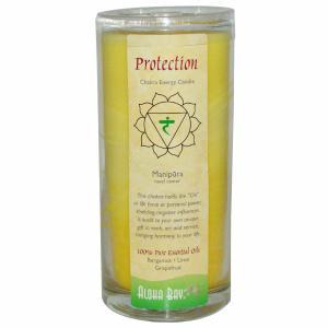 Protection Energy Chakra Candle