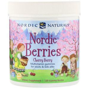Nordic Berries Cherry 120 Count
