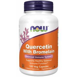 Quercetin with Bromelain 120vc