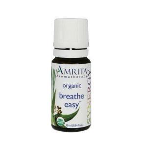 Organic Synergy Breathe Easy 10ml