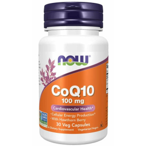 CoQ10 100mg 30vc