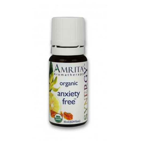 Organic Synergy Anxiety Free Essential Oil