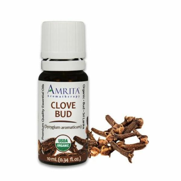 Organic Clove Bud Essential Oil 10ml