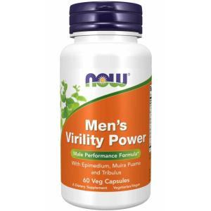 Mens Virility Power 60vc
