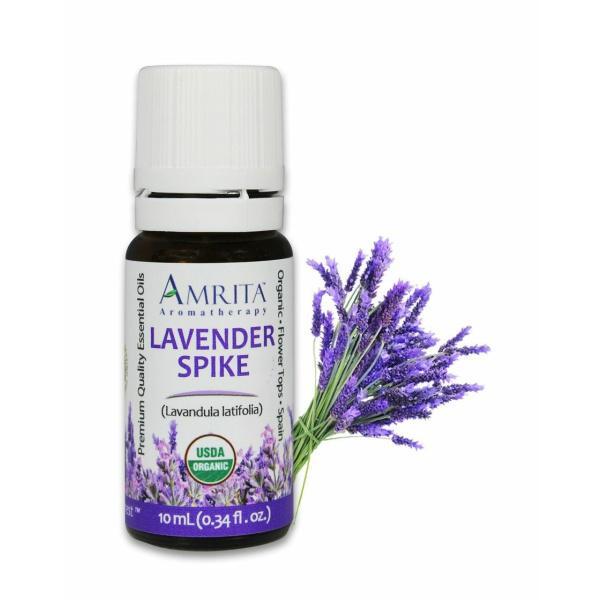 Organic Lavender Spike Spain Essential Oil