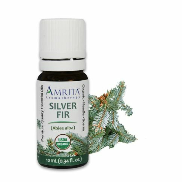Organic Fir Silver Essential Oil 10ml