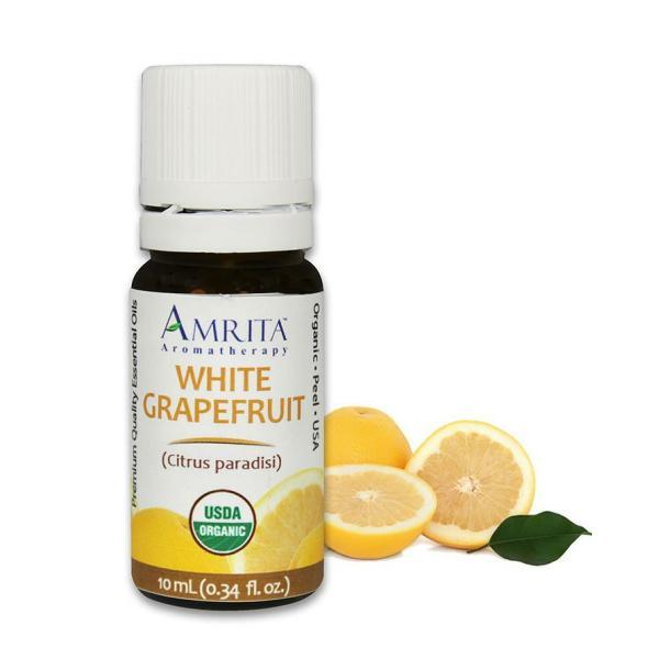 Organic White Grapefruit USA Essential Oil