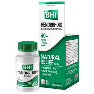 BHI Hemorrhoid 100CT