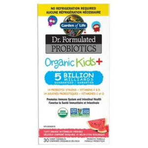 Dr. Formulated Probiotics Kids+