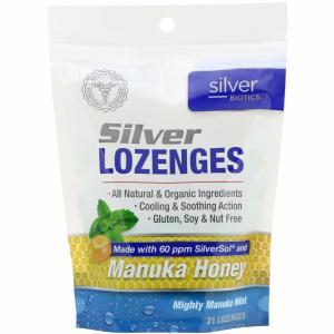 SilverBiotics Lozenges