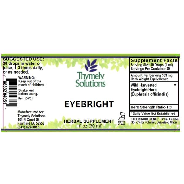 Eyebright 1oz