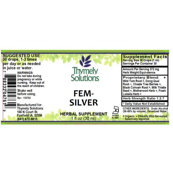 Fem-Silver 1oz