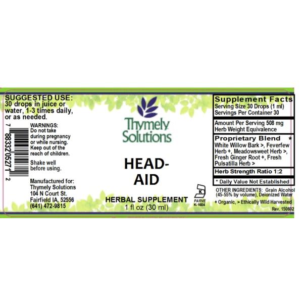 Head-Aid 1oz