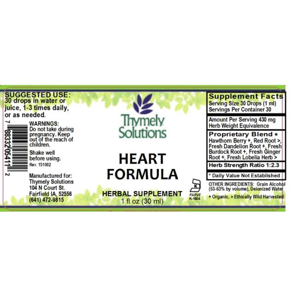 Heart Formula 1oz