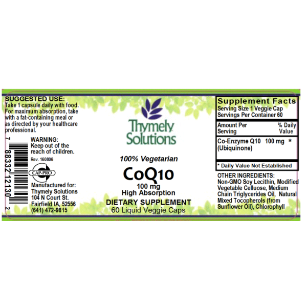 Co-Q10 60Lc