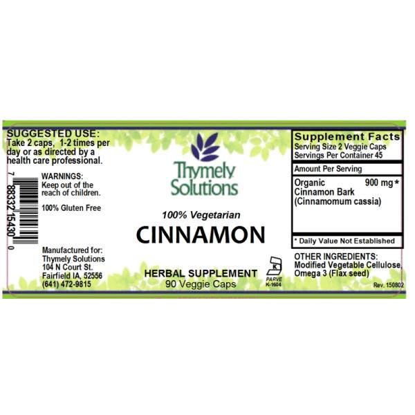 Cinnamon 90C