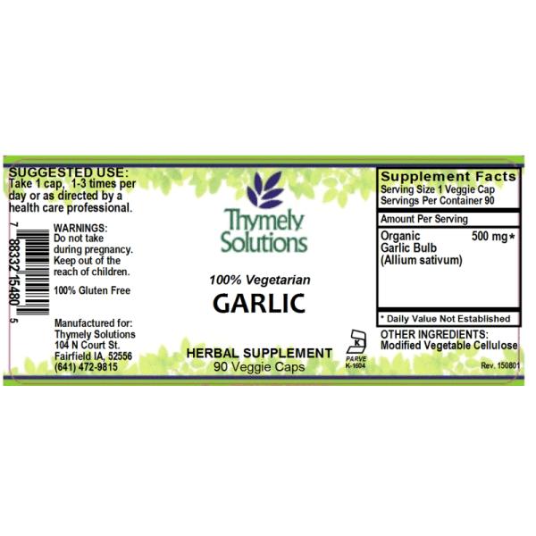 Garlic 90C