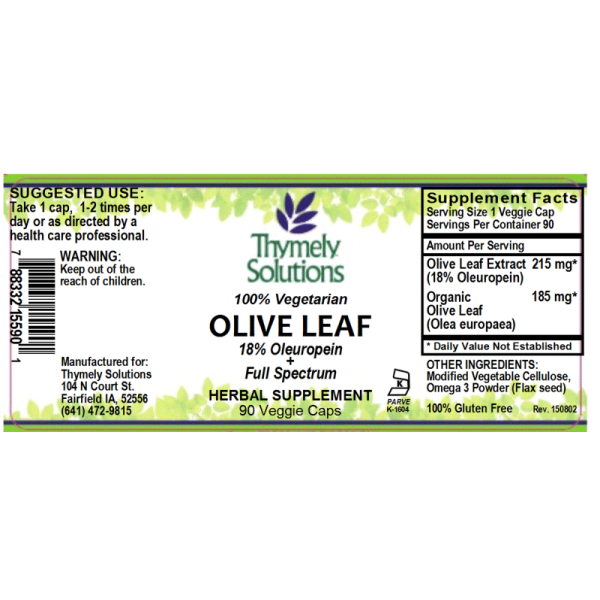 Olive Leaf 90C