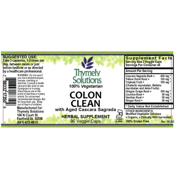 Colon Clean 90C