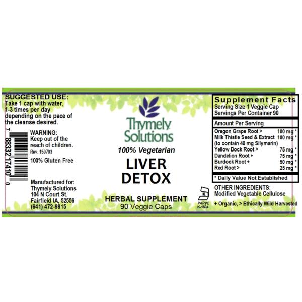 Liver Detox 90C