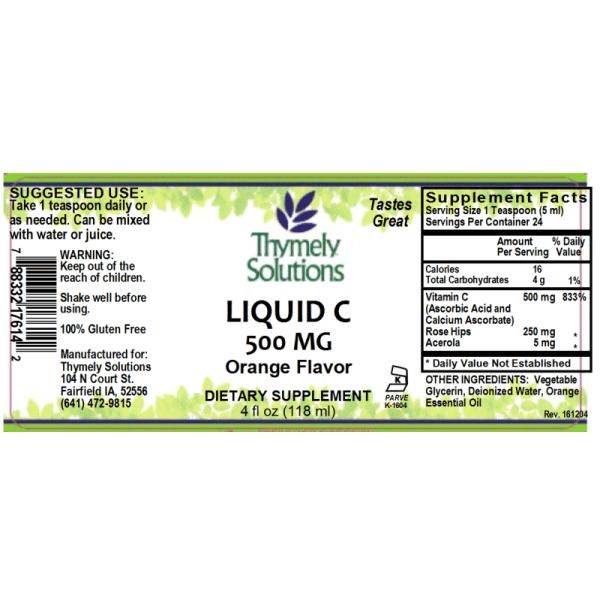 Liquid C 4oz