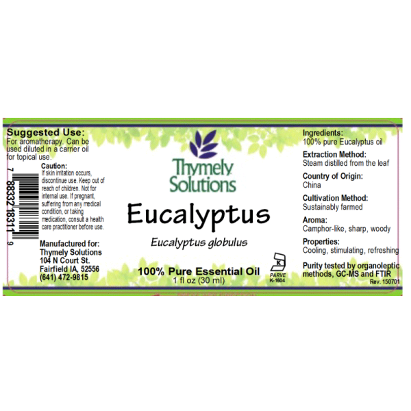 EO Eucalyptus Org1oz