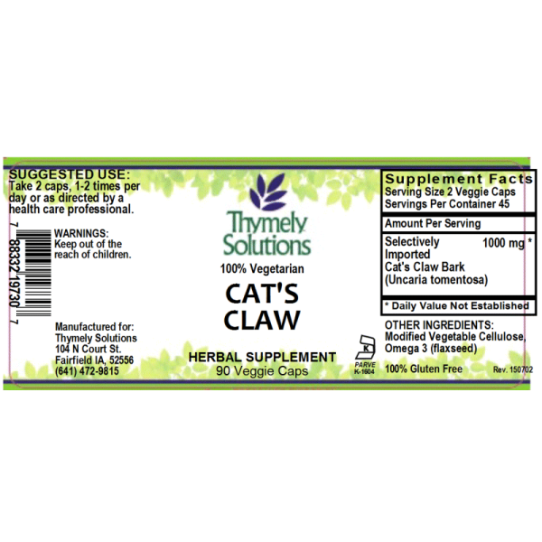 Cats Claw 90C