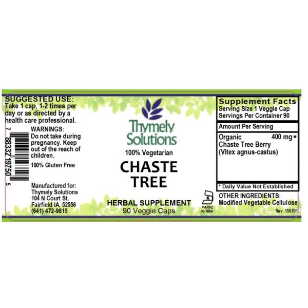 Chaste Tree 90C