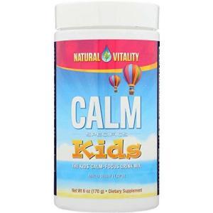 Natural Calm Kids 6 Oz