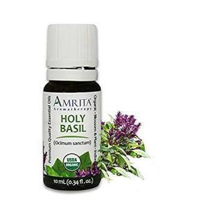 Holy Basil Organic India Essential Oil