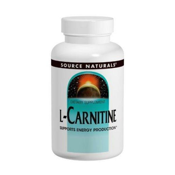 L-Carnitine 500 Mg 30 Soft Gels
