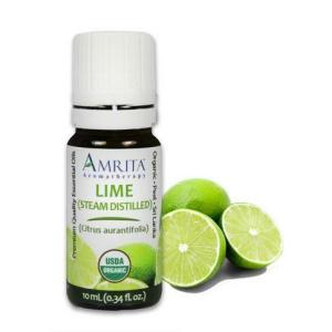 Organic Lime Essential Oil 10ml