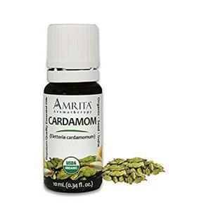 Organic Cardamon Essential Oil