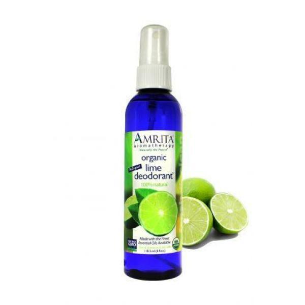 Lime Deodorant Spray